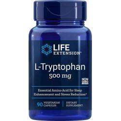 L-tryptofan, 90 kaps.