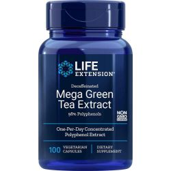 Mega Green Tea Extract (decaffeinated)