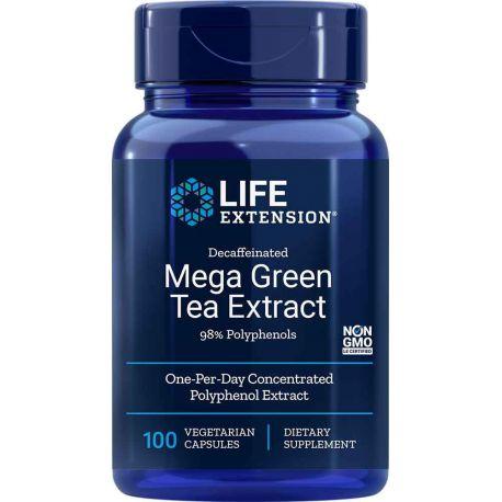 Mega Green Tea Extract (decaffeinated)