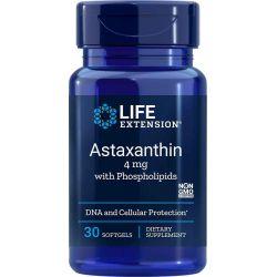 Astaxanthine avec Phospholipides