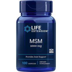 MSM (metylosulfonylometan), 100 kaps.