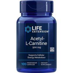 Acetyl l-karnityna, 100 kaps.