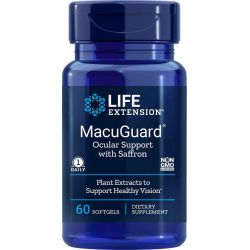 MacuGuard® Ocular Support with Saffron