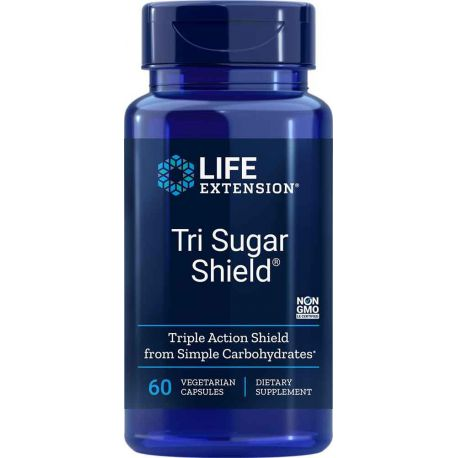 Tri Sugar Shield®, 60 kaps.