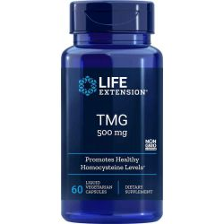 TMG (Trimetyloglicyna), 60 kaps.