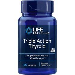 Triple effet sur la thyroïde