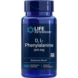 D,L-Phenylalanine Capsules