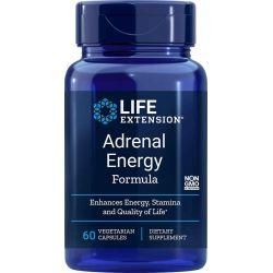 Adrenale-Energie-Formel 60 vegetarische Kapseln