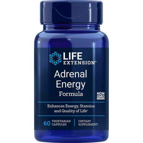 Adrenal Energy Formula, 60 vegetarian capsules