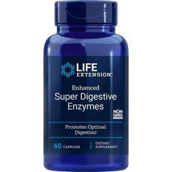 Super Enzymy Trawienne, 60 kaps.