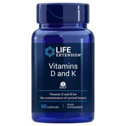 Vitamins D and K