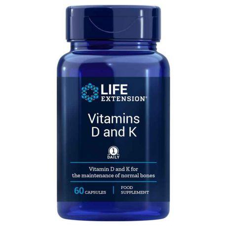 Vitamins D and K