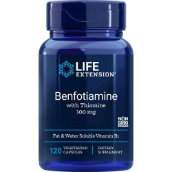 Benfotiamine avec Thiamine 100 mg