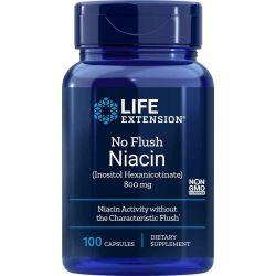 Niacin ohne Hautrötung