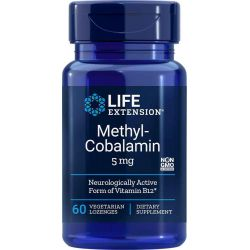 Witamina B12 Metylokobalamina 5 mg, 60 tabl.