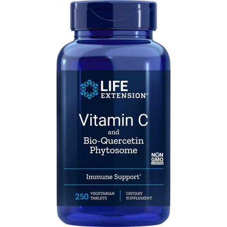Vitamin C and Bio-Quercetin Phytosome