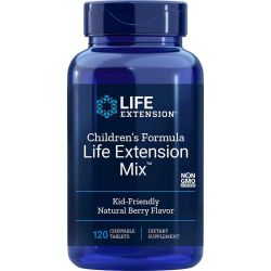 Life Extension Mix™ Formuła dla Dzieci, 120 tabl.