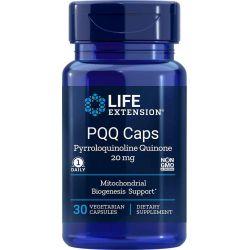 PQQ w Kapsułkach 20 mg, 30 kaps.