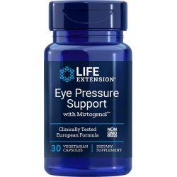 Ρύθμιση της πίεσης στα μάτια με Mirtogenol®