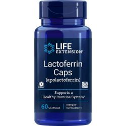 Lactoferrin (apolactoferrin) Caps