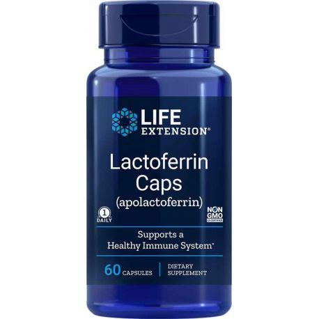 Lactoferrin (apolactoferrin) Caps