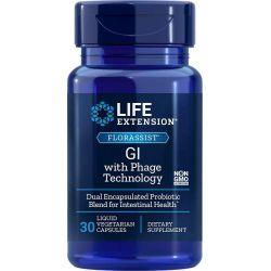 FLORASSIST® GI z Technologią Phage, 30 kaps.