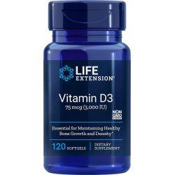 Vitamine D3 3000 UI