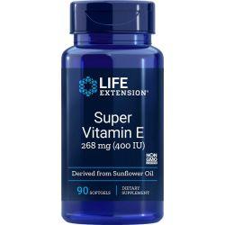 Super Witamina E 268 mg (400 IU), 90 kapsułek