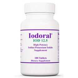 Iodoral ® 12,5 mg, 180 δισκία