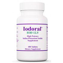 Iodoral ® 12,5 mg 180 tabl.