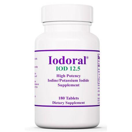 Iodoral ® 12,5 mg 180 tbl.