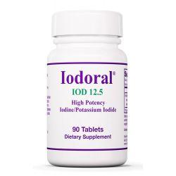 Iodoral ® 12,5 mg 90 tabl.