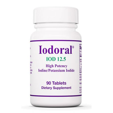 Iodoral ® 12,5 mg 90 tbl.
