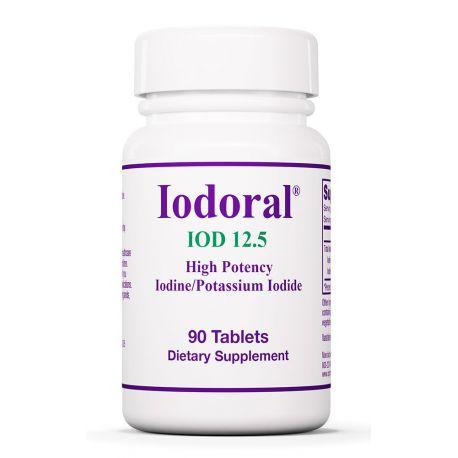 Iodoral ® 12,5 mg 90