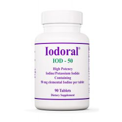 Iodoral ® 50 mg, 90 δισκία