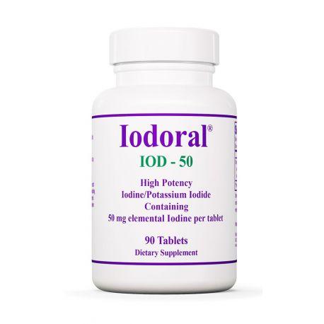 Iodoral ® 50 mg 90 tbl.