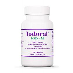 Iodoral ® 50 mg 30 tabl.