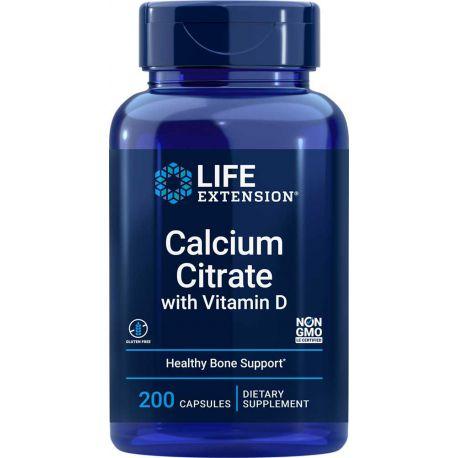 Calcium Citrate with Vitamin D