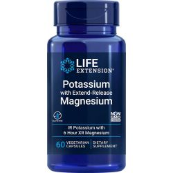 Potassium with Extend-Release Magnesium