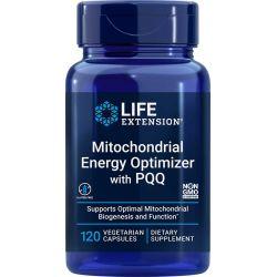 Optymalizator Energii Mitochondrialnej z PQQ, 120 kaps.
