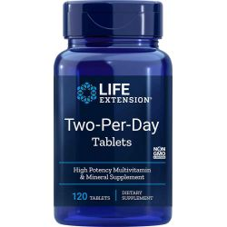 Two-Per-Day Tablets EU, 120 tablets