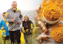 Wpływ kurkuminy na schorzenia związane ze procesem starzenia