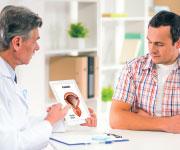 Prostata-Pod wpływem hormonów