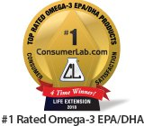 ConsumerLab Best Omega-3 Product