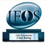 IFOS 5 stars certificate
