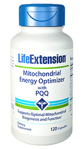 Mitochondrial Energy Optimizer with PQQ